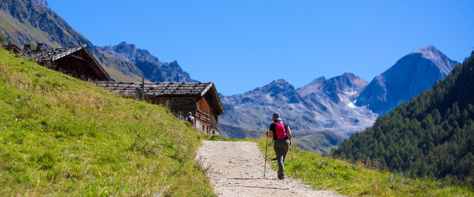 Wanderparadies Schnalstal